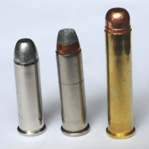 The .357 Remington Maximum