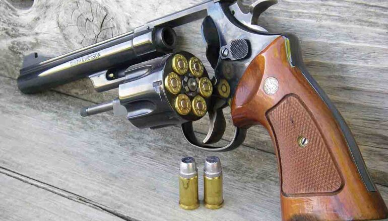 Reloading The .45 ACP (Automatic Colt Pistol)