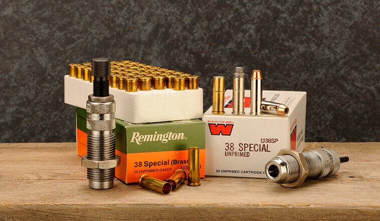 Reloading The .38 Special