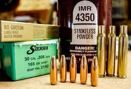 Reloading The .30-06 Rifle