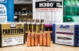 Reloading The .308 Winchester Rifle