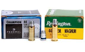 Reloading The .44 Magnum